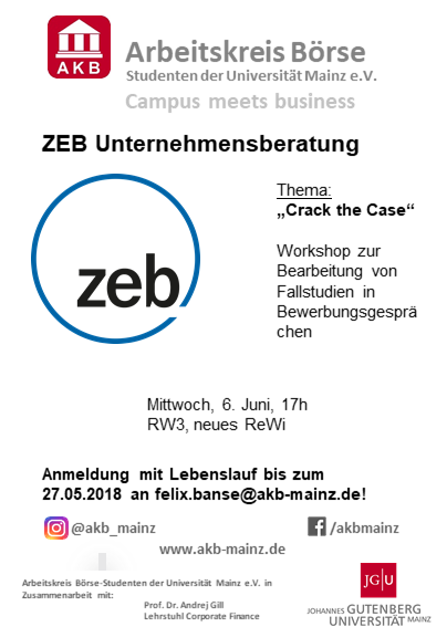 zeb Workshop
