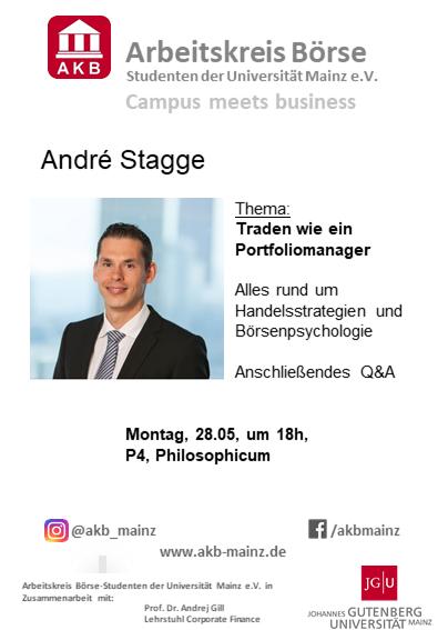 Vortrag André Stagge